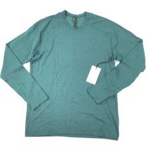 Lululemon Shirt Mr Porter Collab Green Small L/S